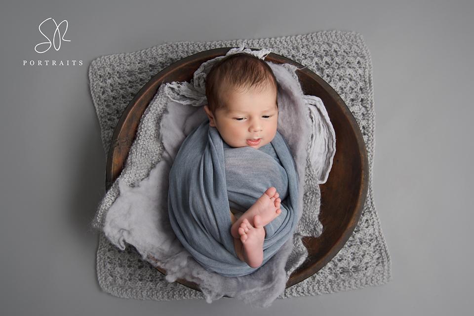 Newborn Boy from Mountsorrel, Leicestershire