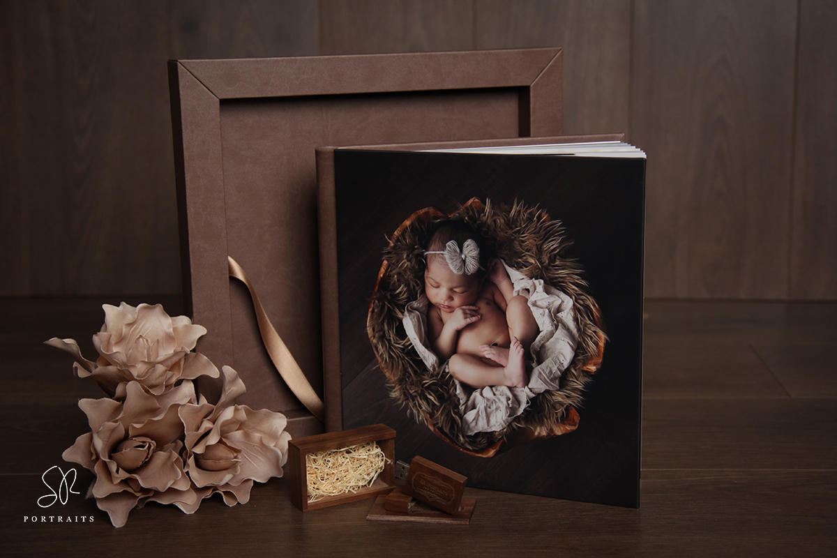 Newborn Photo Shoot Coalville, Deluxe Collection