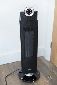 Upright Heater