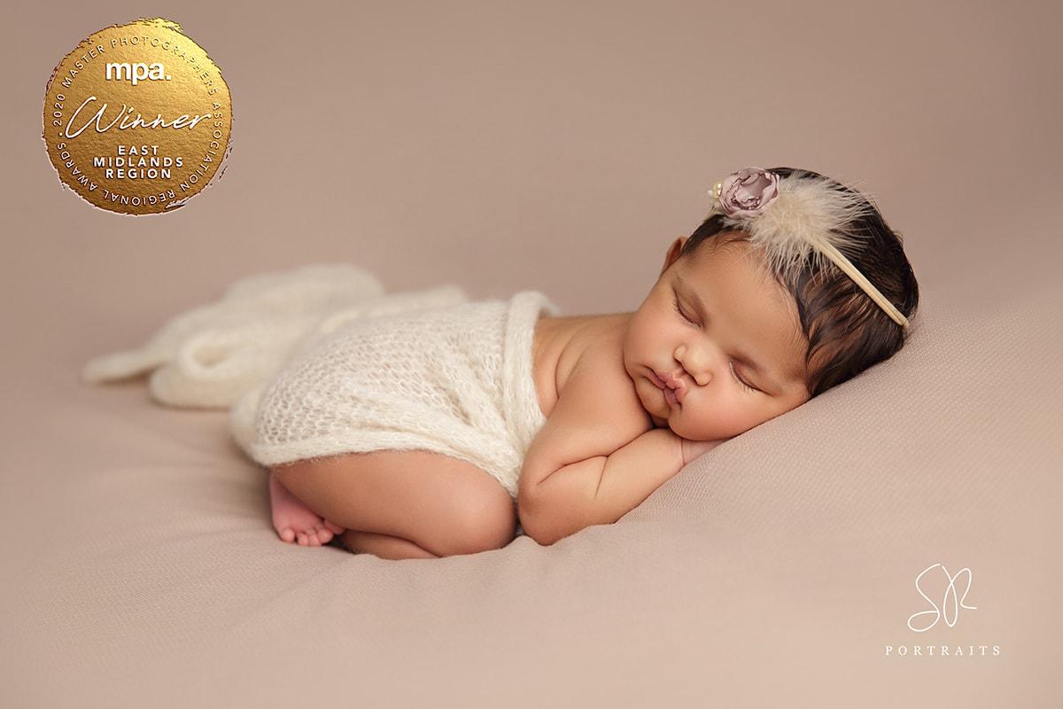 Award Winning Newborn Photography Leicester